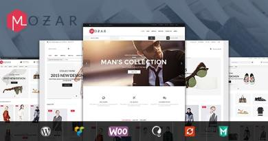 VG Mozar - Fashion WooCommerce WordPress Theme 3