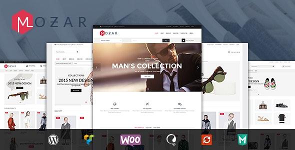 VG Mozar - Fashion WooCommerce WordPress Theme 1