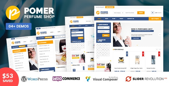 VG Pomer - Perfume Store WooCommerce WordPress Theme 10