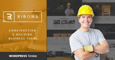 VG Ribona - WordPress Theme for Construction, Building Business 3
