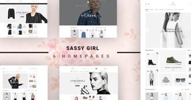 VG Sassy Girl - Responsive WooCommerce WordPress Theme 2