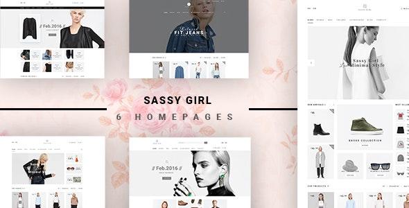 VG Sassy Girl - Responsive WooCommerce WordPress Theme 1