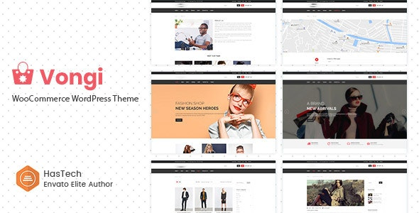 Vongi - WooCommerce WordPress Theme 4