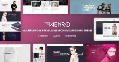 Wenro - Multipurpose WooCommerce WordPress Theme 11