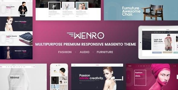 Wenro - Multipurpose WooCommerce WordPress Theme 33