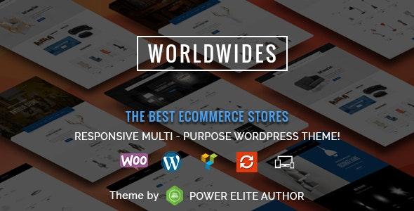 WorldWides - Multipurpose WooCommerce Theme 1