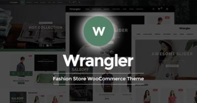 Wrangler - Fashion Store Multipurpose Responsive WooCommerce WordPress Theme 14