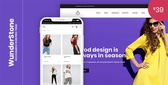 WunderStone - WooCommerce WordPress Theme 7