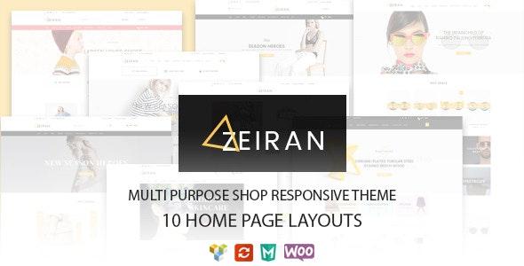 Zeiran - Multipurpose Responsive WooCommerce Theme 23