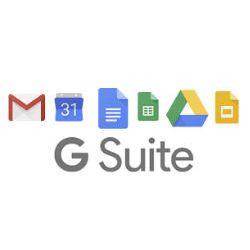 G Suite applications