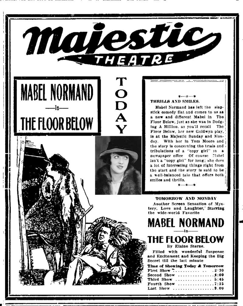 Image result for The Floor Below (1918)