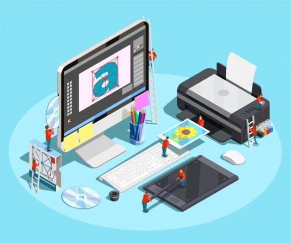 graphic design services india