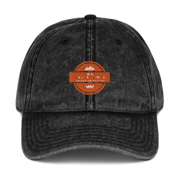 Vintage Cotton Twill Cap 2