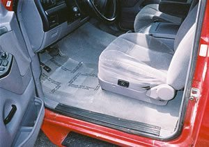 Car, Truck and Auto Carpet Protection and Restoration