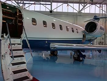 Aviation Jet Material Repair Treatment