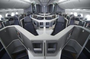 Boeing 787 Interior