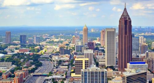 June 2018 - Atlanta, Georgia, USA