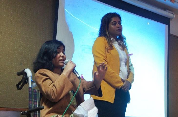 Dr Nikhita Mittal, Core team member, Aaroogya