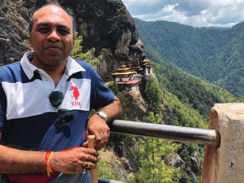 Dr Bhavesh Parekh