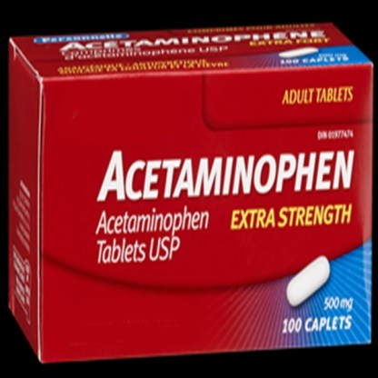 Acetaminophen 500mg