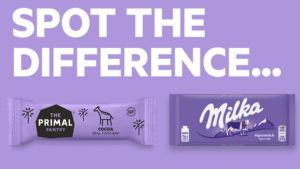 Milka čokolada