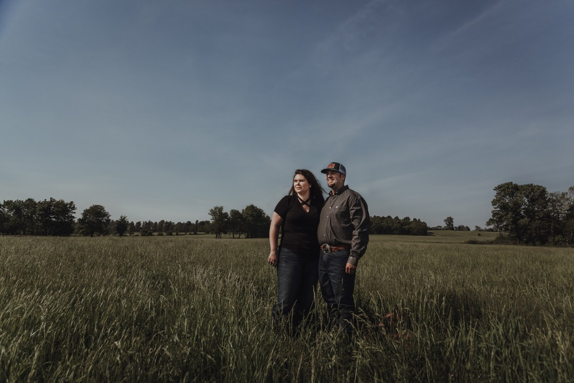 Leitchfield Kentucky Engagement Session