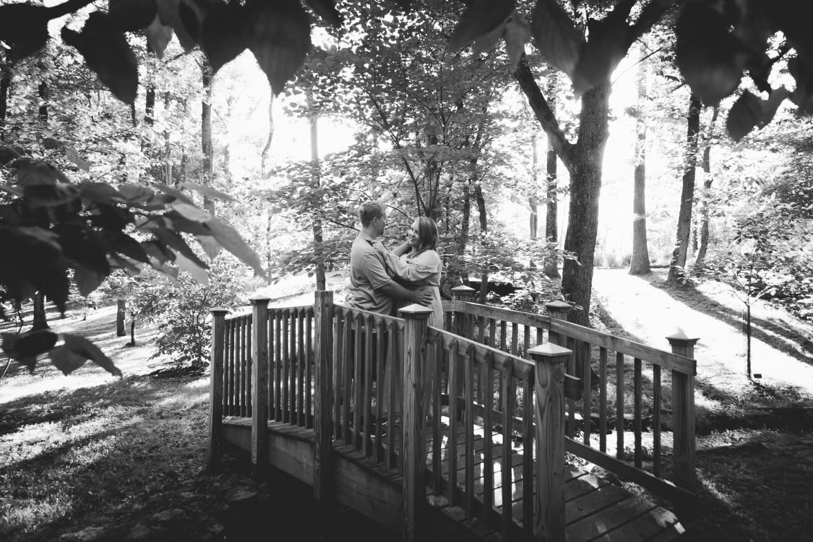 Creasey Mahan Nature Preserve Engagement Photos Goshen Kentucky