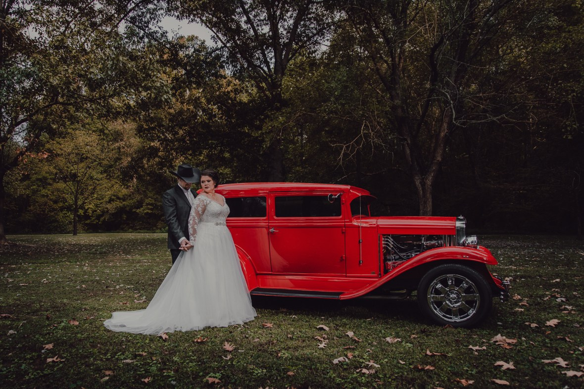 Evansville Indiana Fall Wedding Photography