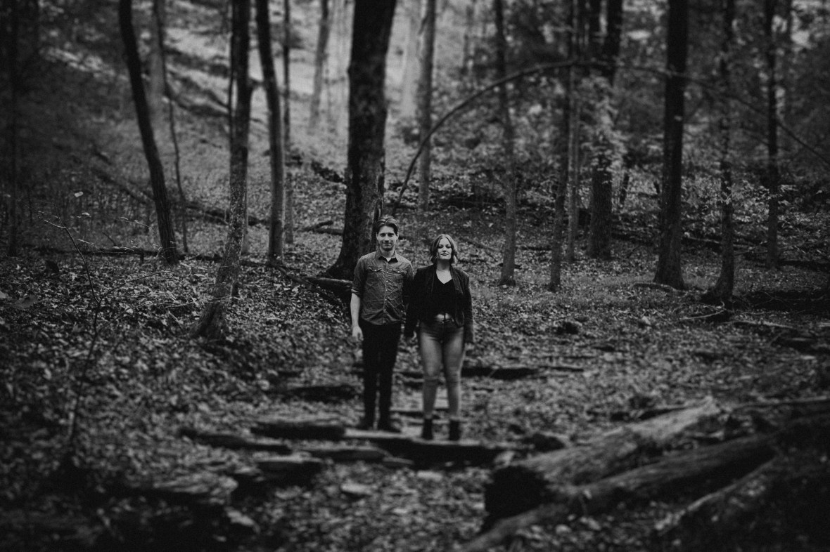 Bernheim Forest Louisville Engagement Photographer