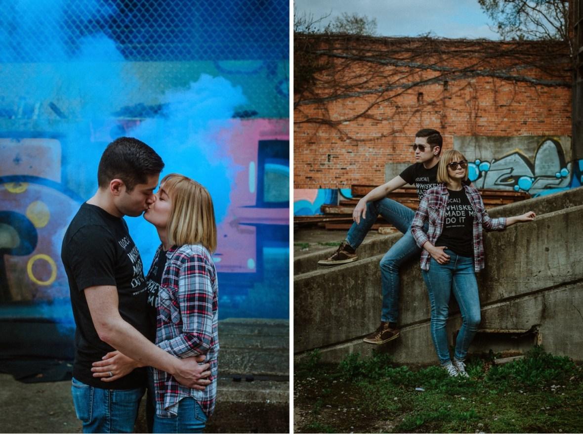 05_WTCM9769ab_WTCM9663ab_Louisville_Center_Photos_Engagement_Kentucky_Smoke_Art_Bombs_Urban_Mellwood