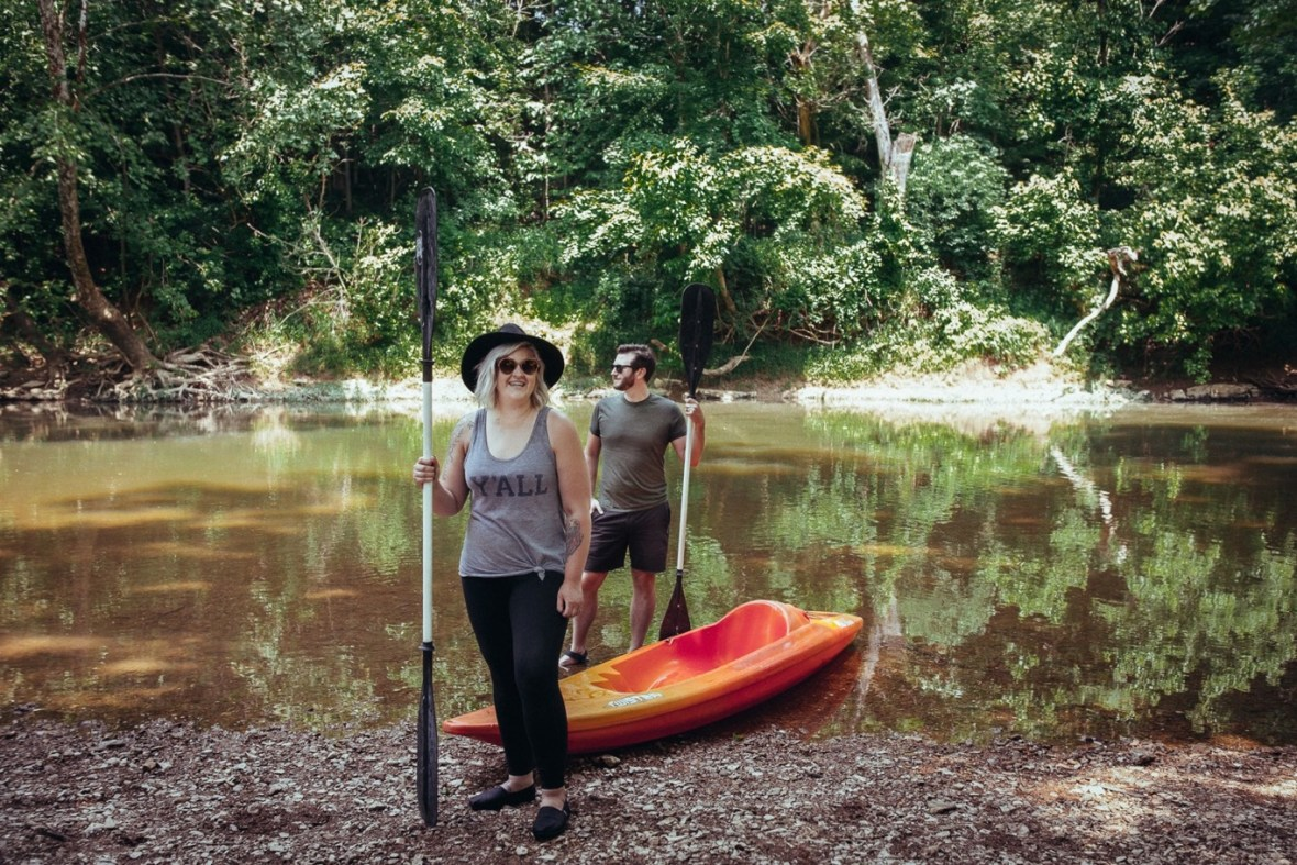 20_WCTM1552ab_Photos_Engagement_Canoes_Southern_Indiana_River_Blue_Country_Cave_Kayaking