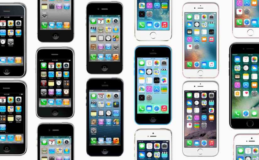 iPhone 十年与「自我迭代」