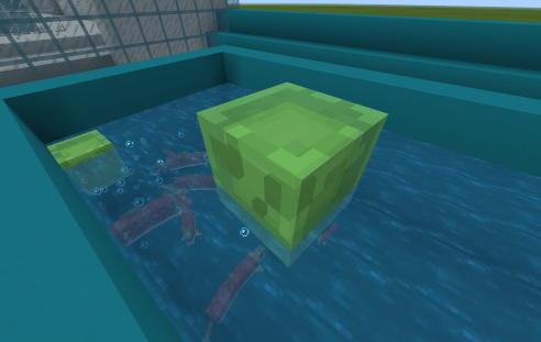 slime in pool 2