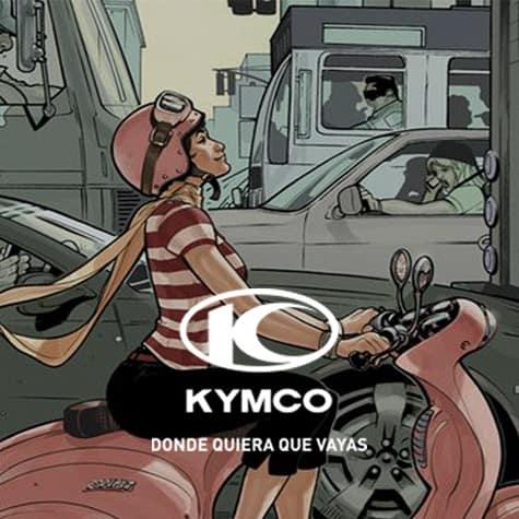 Kymc Agility City 125