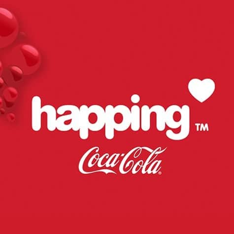 Coca-Cola Happing Map