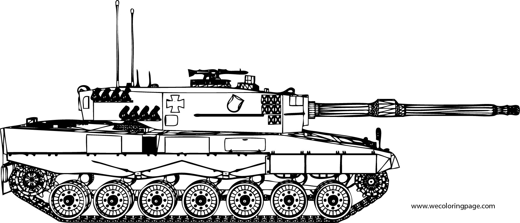 Military Coloring Pages Wecoloringpage