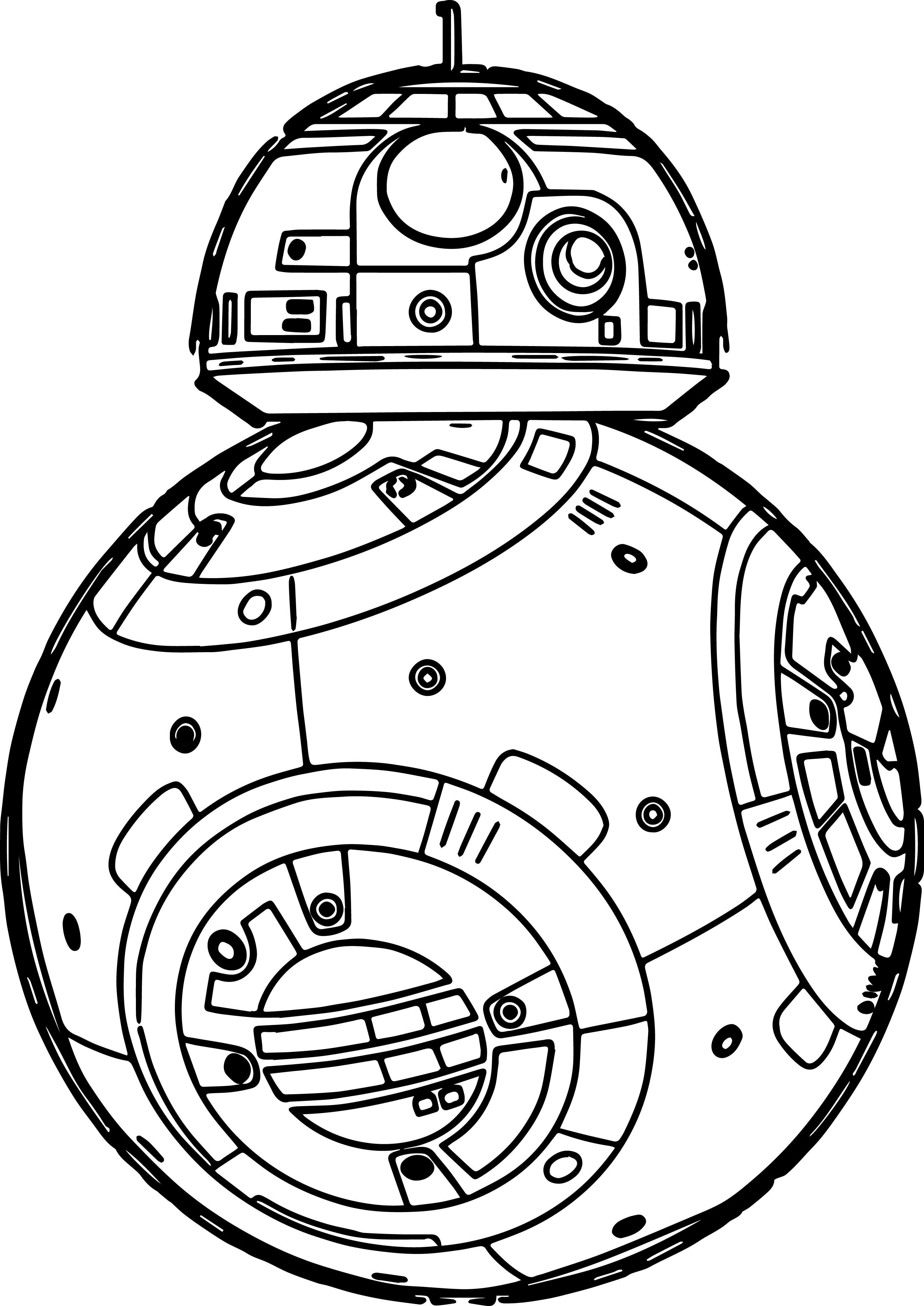 Star Wars The Force Awakens Coloring Pages Wecoloringpage