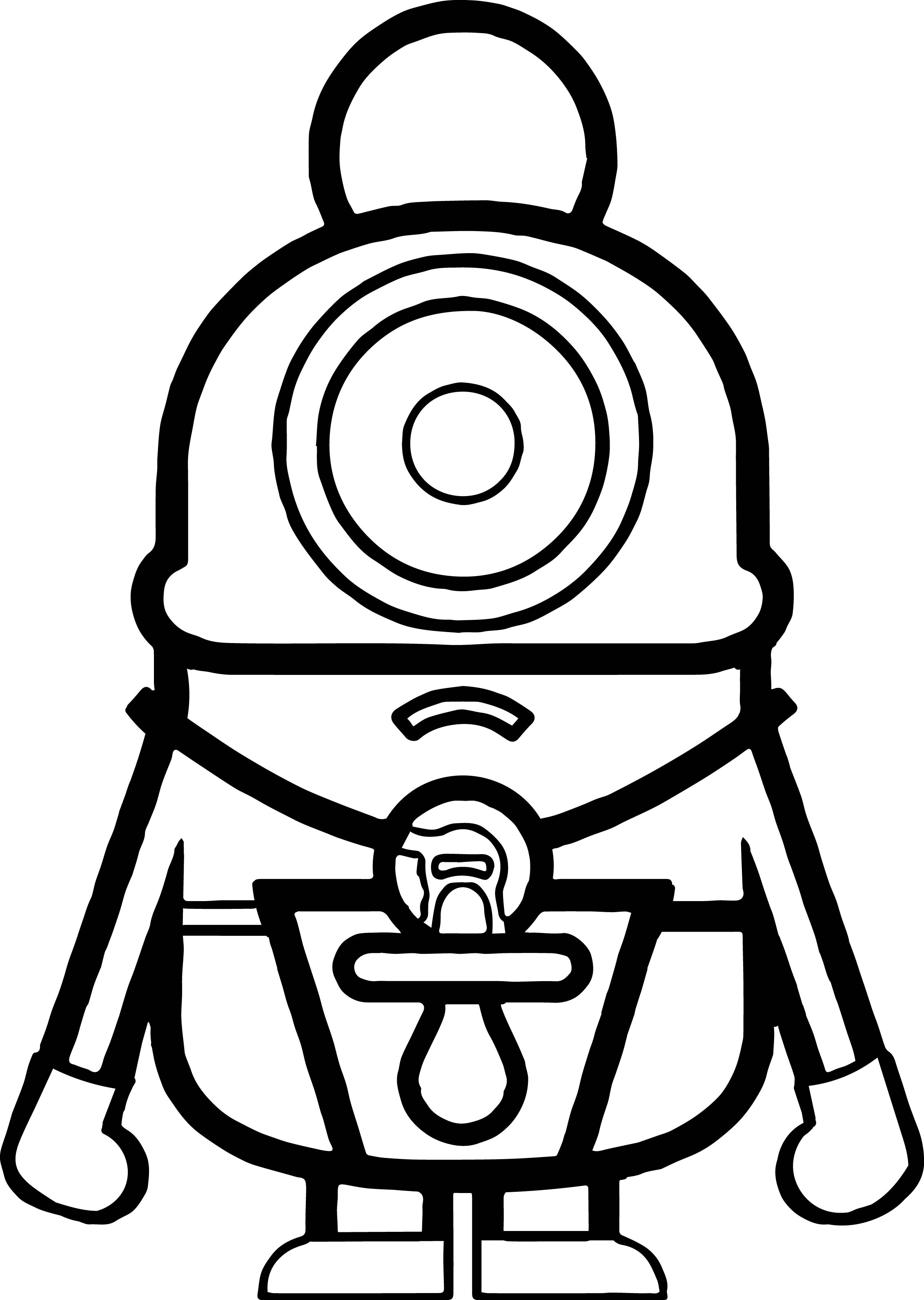 finest minions coloring printables download minion cute