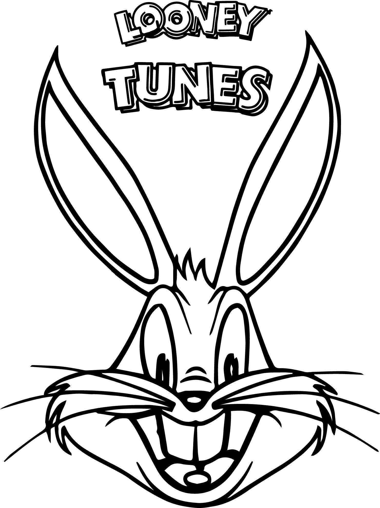 Looney Tunes Worksheet