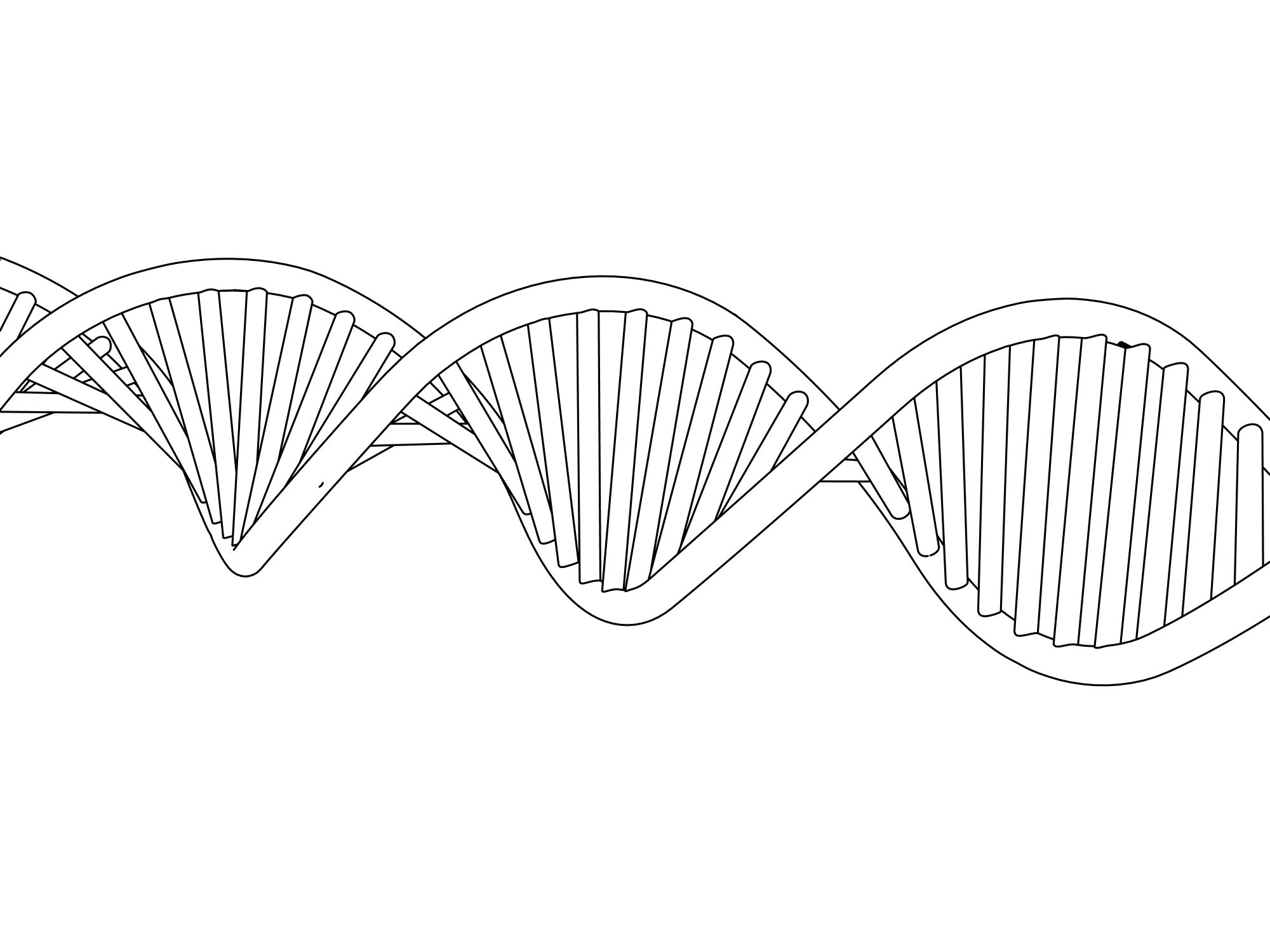 Dna Coloring Pages