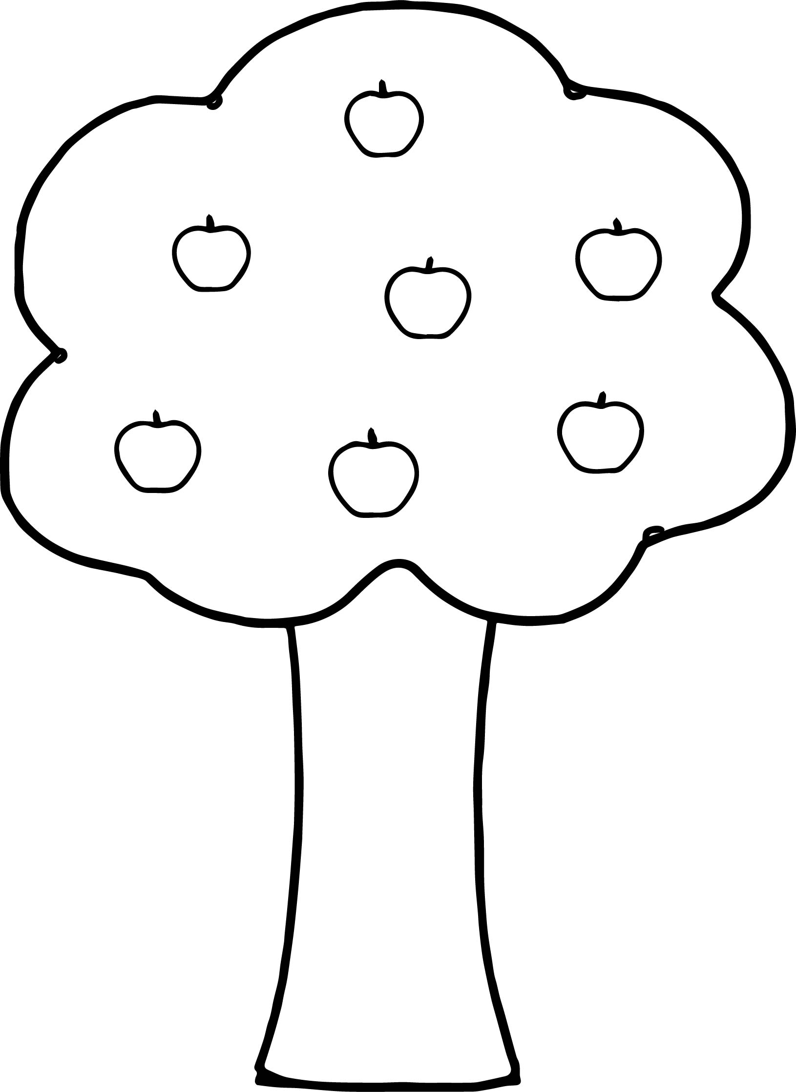 Coloring Apple Tree Worksheet Printable Worksheets And Activities For Teachers Parents Tutors And Homeschool Families