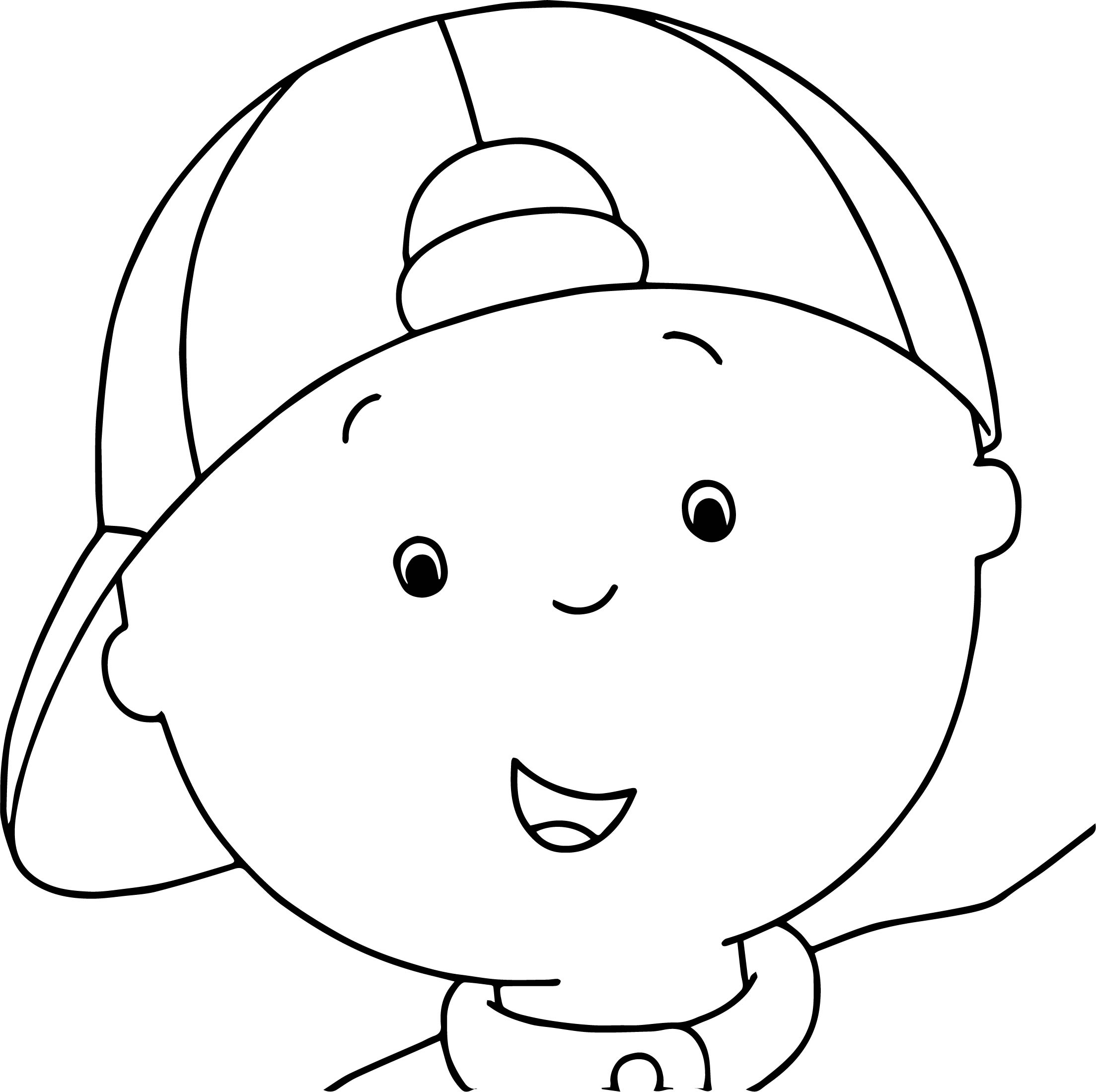 Face Wombat Colouring Pages Sketch Coloring Page