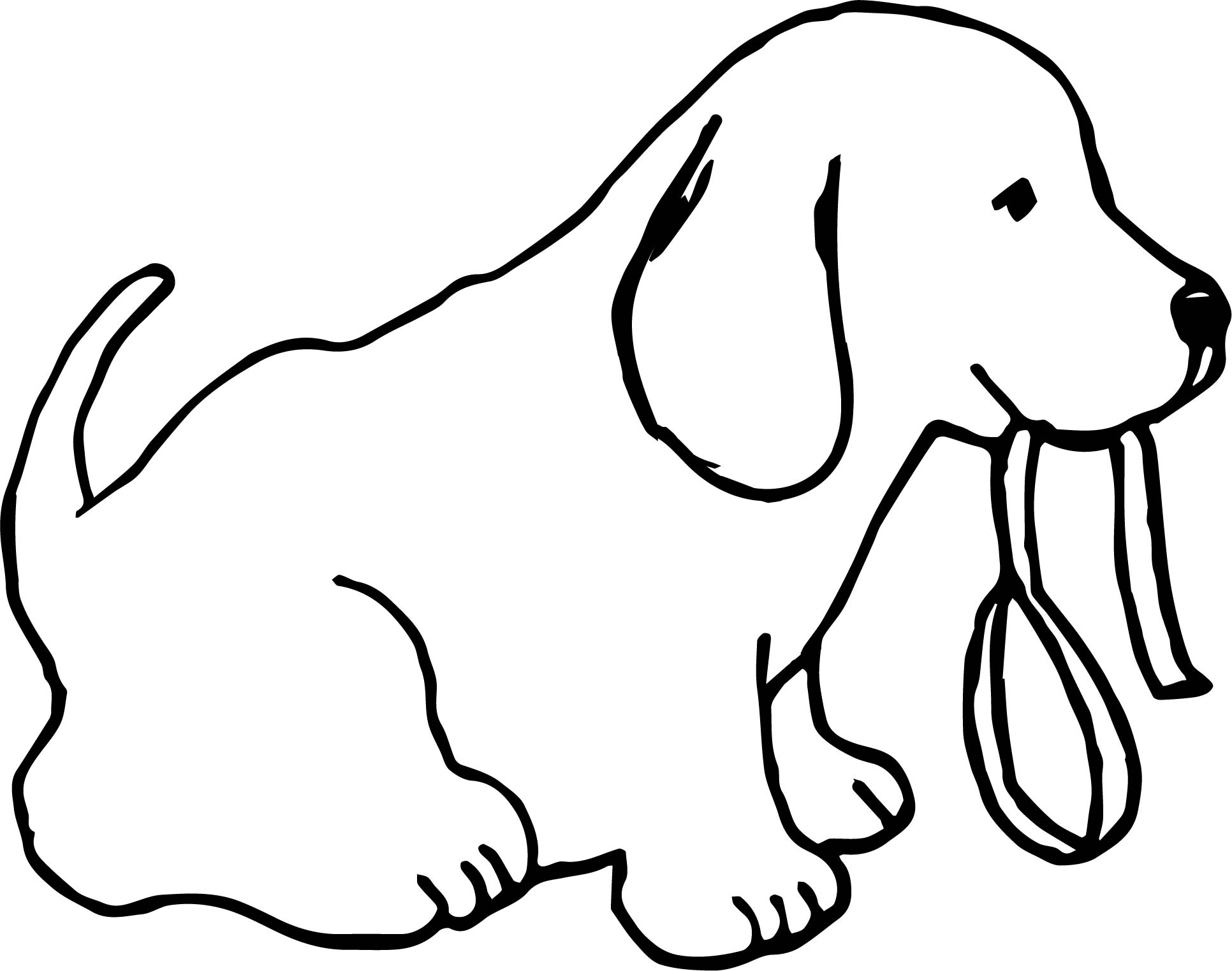 Dog Leash Colouring Pages Page 2 Sketch Coloring Page