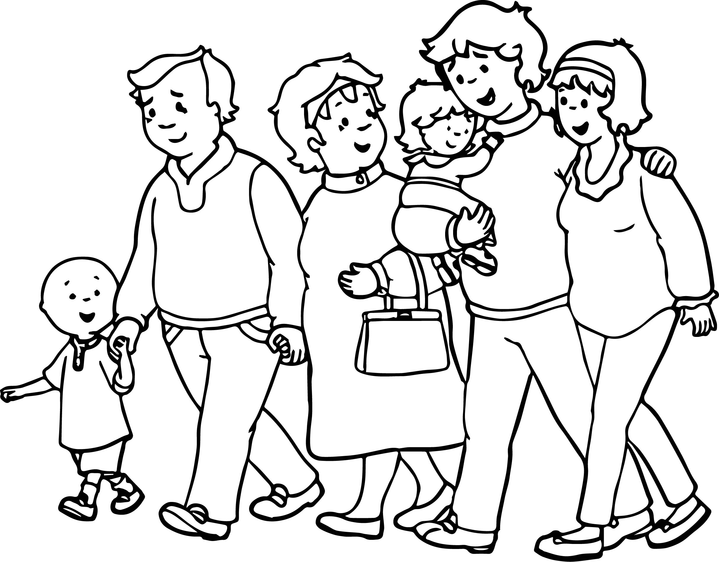 Gambar Family Duck Coloring Pages Coloring Pages Jpeg Png Gif - Best ...