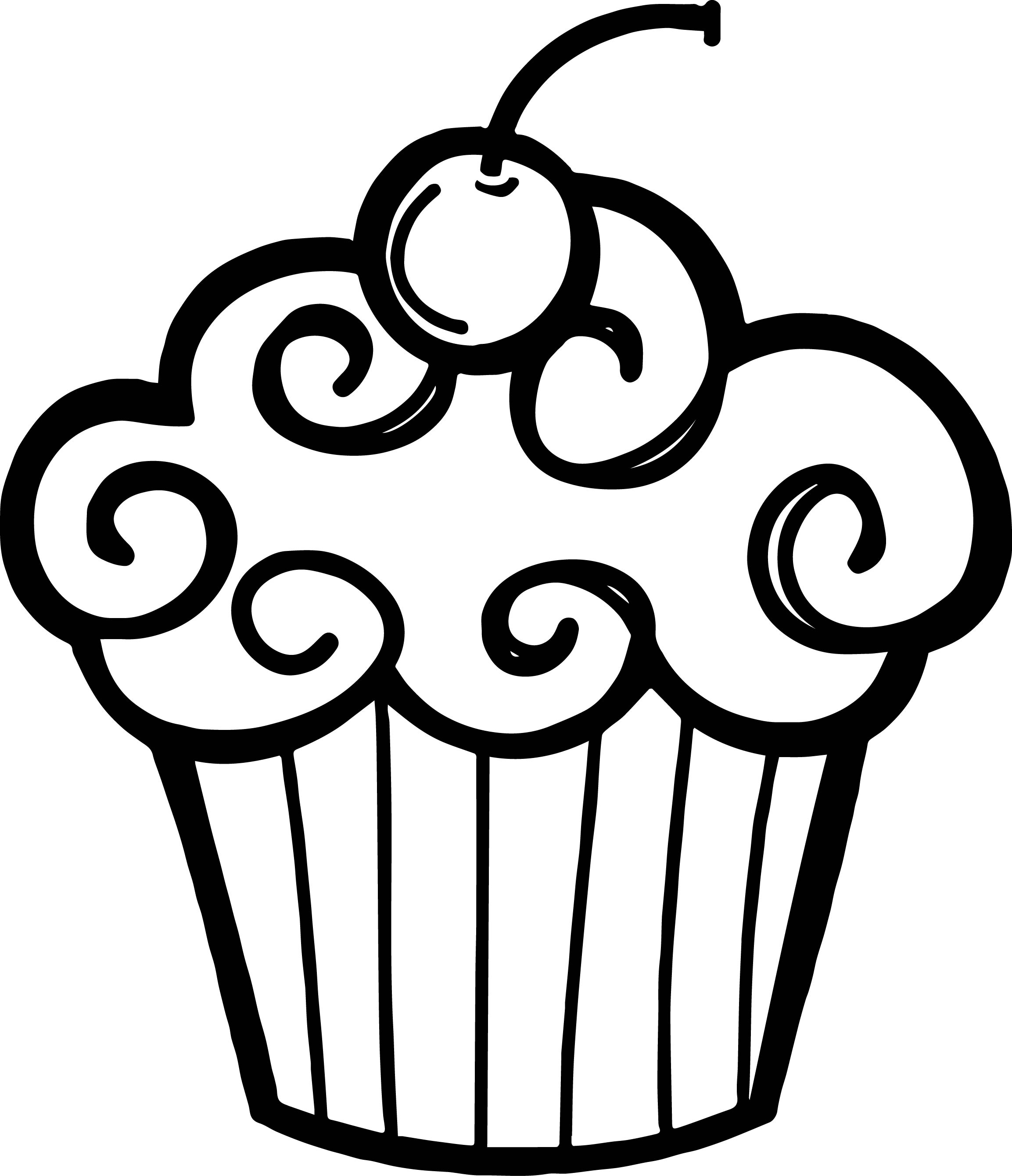 Happy Birthday Cupcake Clip Art And Nice Photo Download