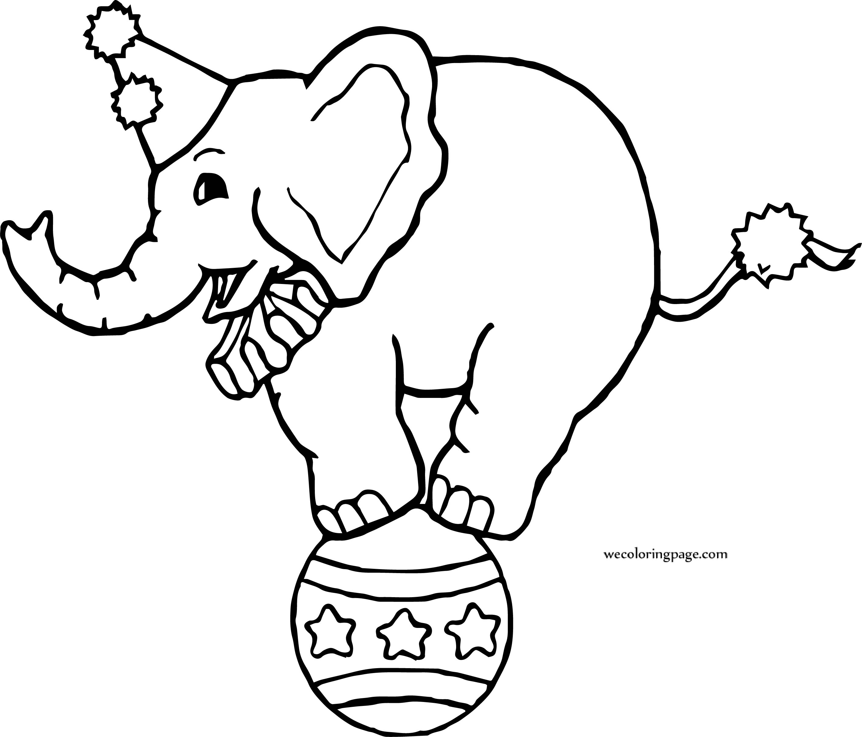 Seal Coloring Pages Printable