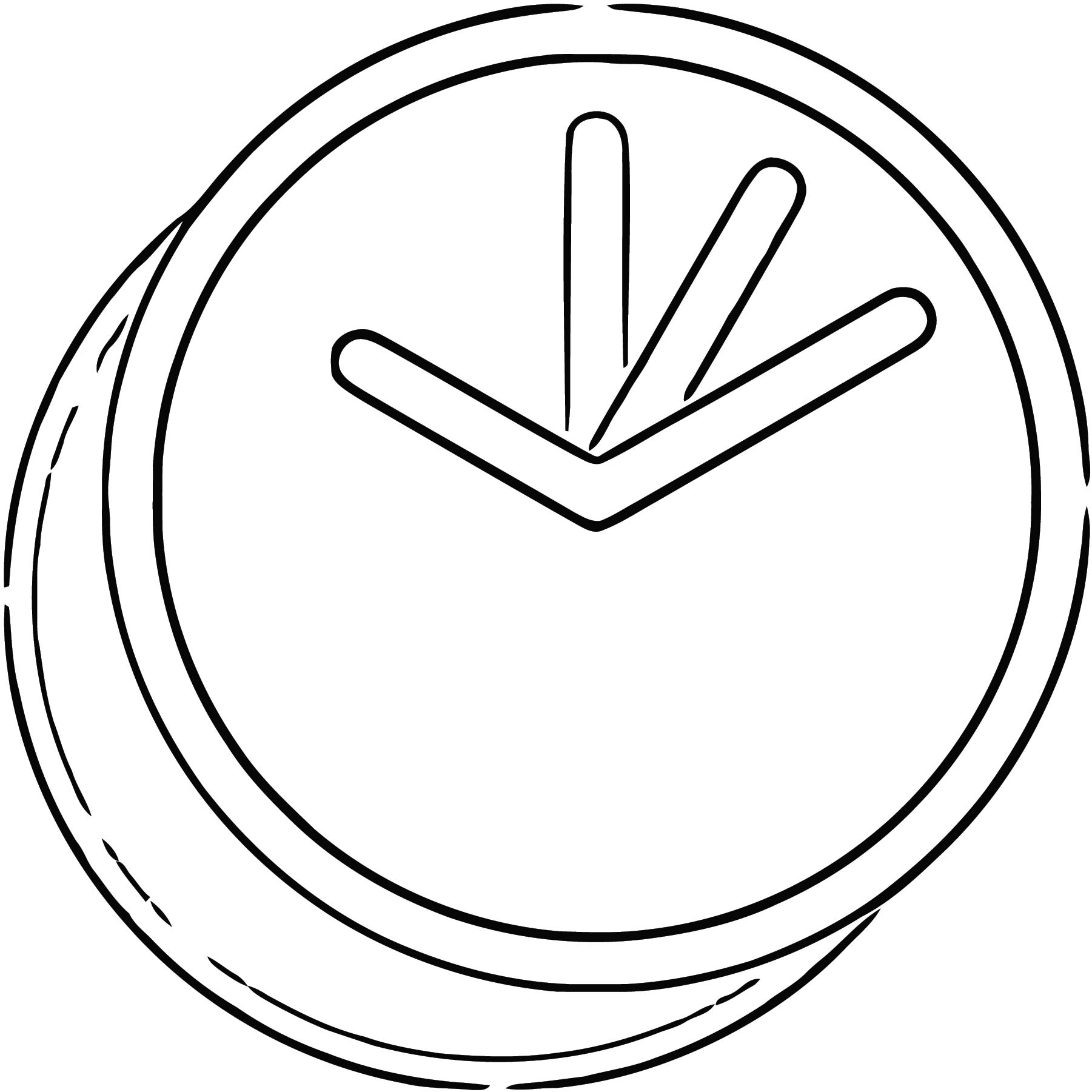 Current Event Clock Clip Art 244 Free Printable 53