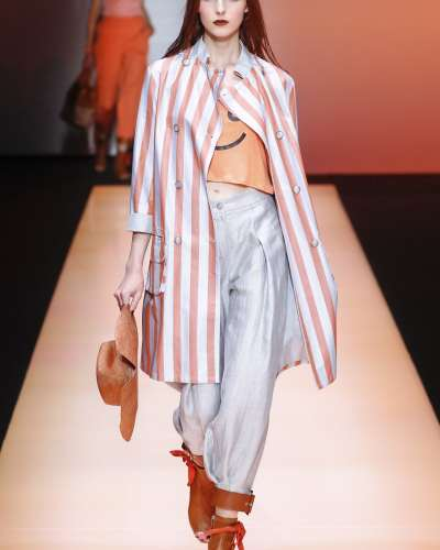 Fashion Week Spring Runways