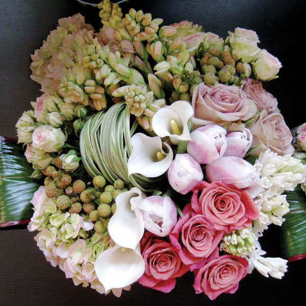 Tips to choose flower's which will best suit your wedding