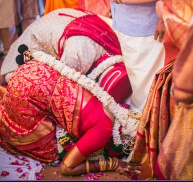 Wedding rituals in India